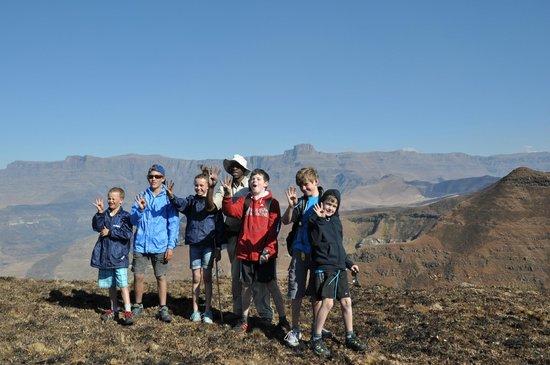Cavern Drakensberg Resort & Spa: Big 5 Hike