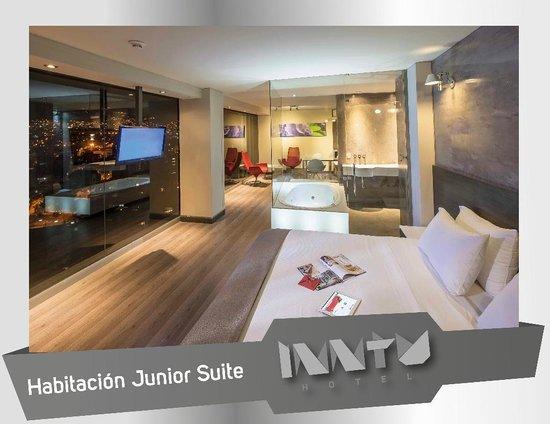 foto de inntu hotel medell n medell n inn aqua spa