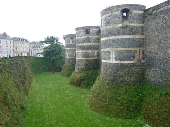 Marguerite d'Anjou: Château d'Angers
