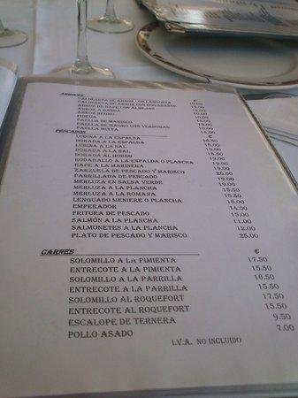 Restaurante cafeteria bar chus en benidorm con cocina mediterr nea - Restaurante el puerto benidorm ...