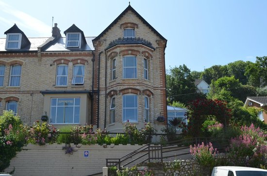 Dorchester Guest House : Our Beautiful Victorian Guest House