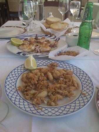 Restaurante Club Nautico Benidorm CB.