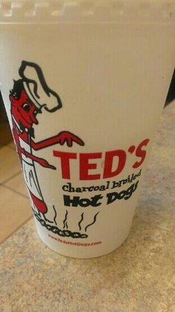 Ted's Jumbo Red Hots