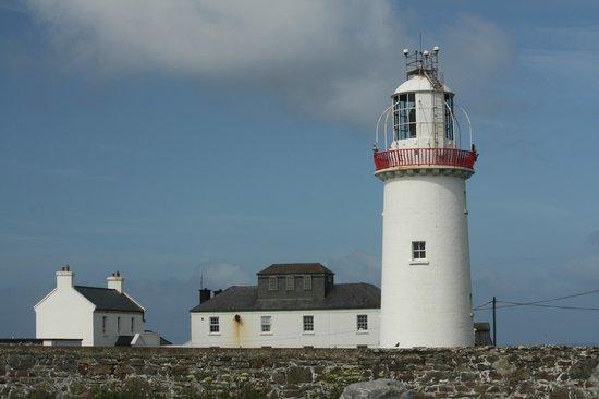 Carraig Nua Farmhouse B&B: Loop Head Lighthouse