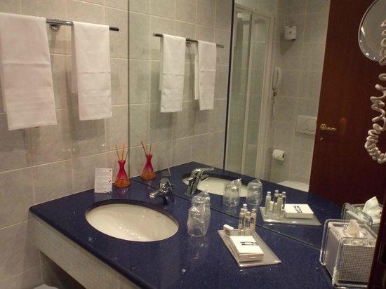 Hotel Del Campo: bagno