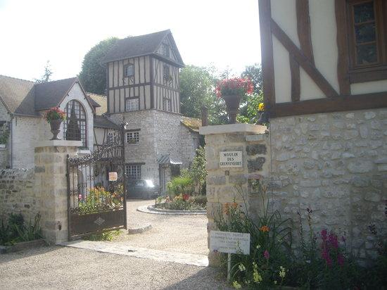 Moulin Des Chennevieres B Amp B Giverny Voir Les Tarifs