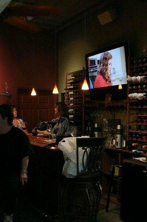 The Cellar Door : Wine Bar with HDTV