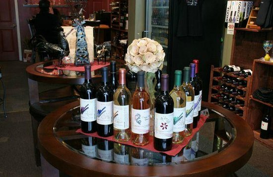 The Cellar Door : Feature fruit infused wines from Florida