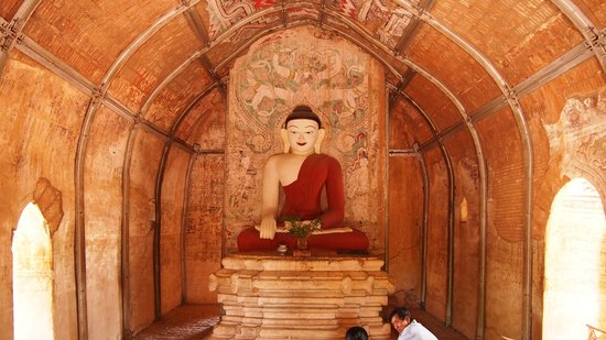 Upali Thein: Buddha inside