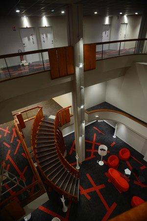 Ibis Styles Poitiers Centre : Atrium