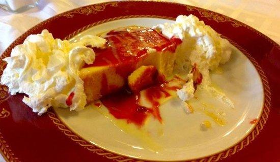 Estacion de Cartama, Spanien: Cheese cake
