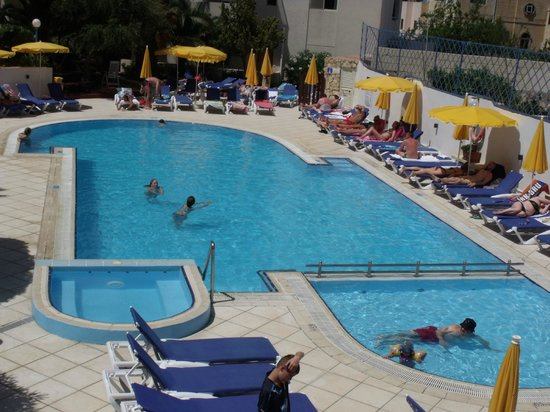 Club Salina Wharf: Pool area