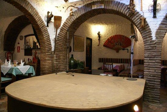 El Colono: L'arène flamenco