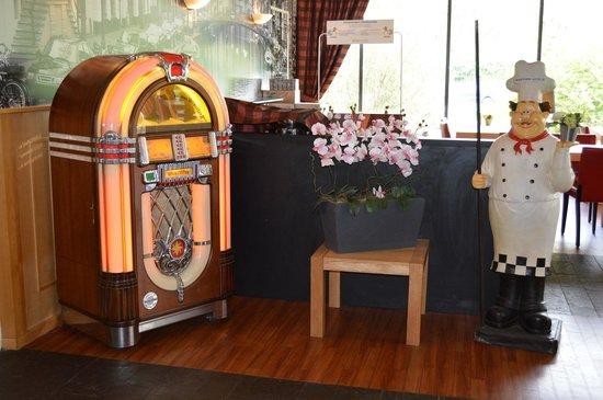 Bastion Hotel Amsterdam Noord: ingresso