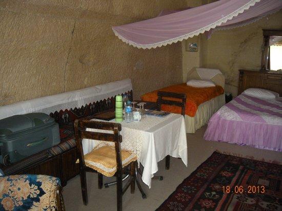 Urgup Kaya Hotel: odamız