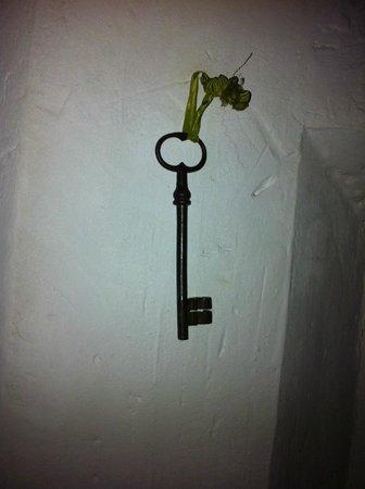 La Vieille Bergerie: La chiave di casa