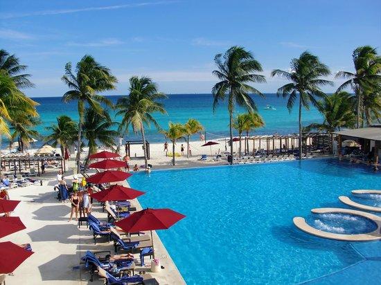 The Fives Azul Beach Resort Playa Del Carmen And Infinity Pool