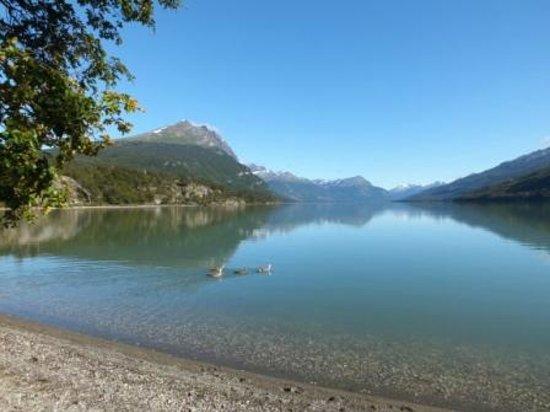Parque Nacional Tierra del Fuego: まさに風光明媚な景色!