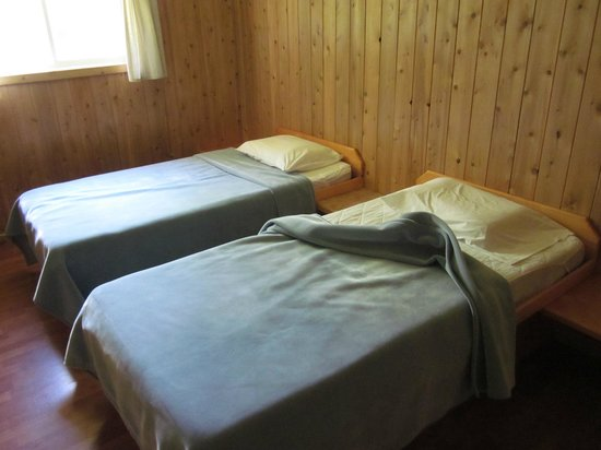 Summer House Park: one of the rooms with single beds