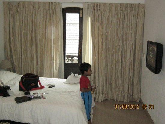Calangute Grande : clean room