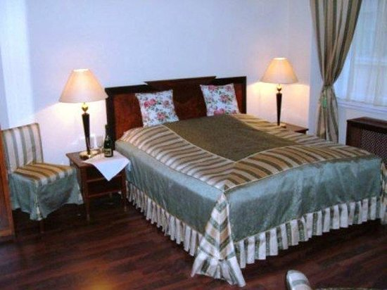 Evergreen Bed and Breakfast Budapest: la nostra camera