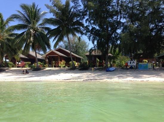 Arwana Eco Resort And Beach Chalet