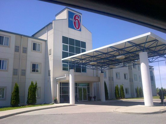 Motel 6 Peterborough: very good value and clean