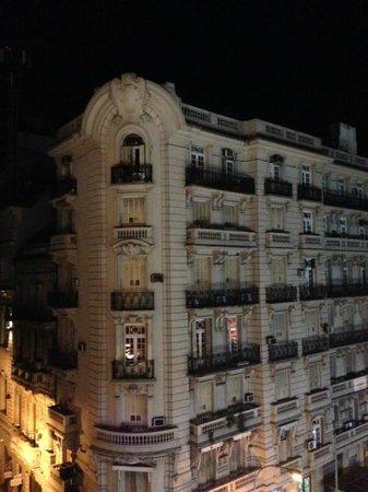 Esplendor Buenos Aires: Vista a Av. cordoba