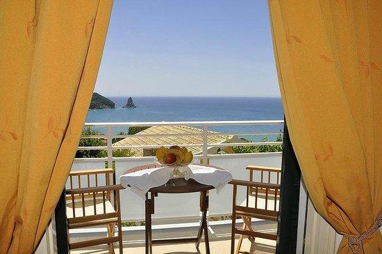 Mazis Apartments: View