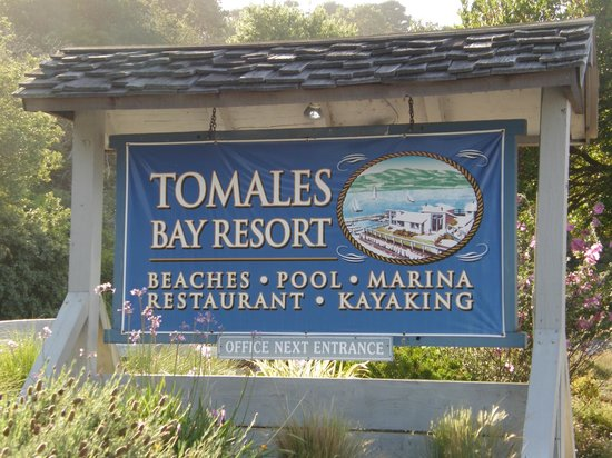 Tomales Bay Resort: A good place to relax