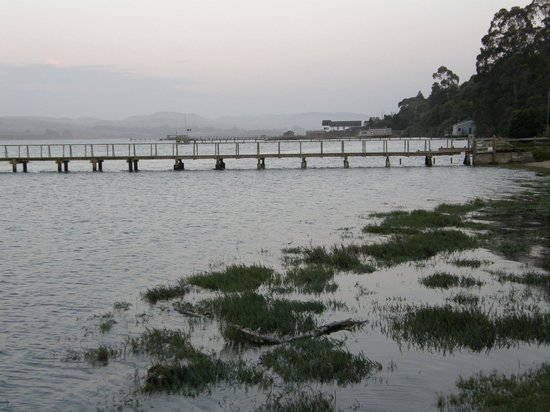 Tomales Bay Resort: Sweeping view of Tomales Bay from room