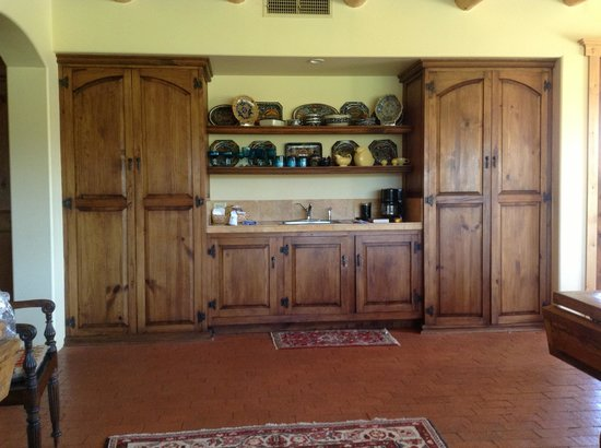Blue Lake Ranch: Kitchen area of Lower Spring House