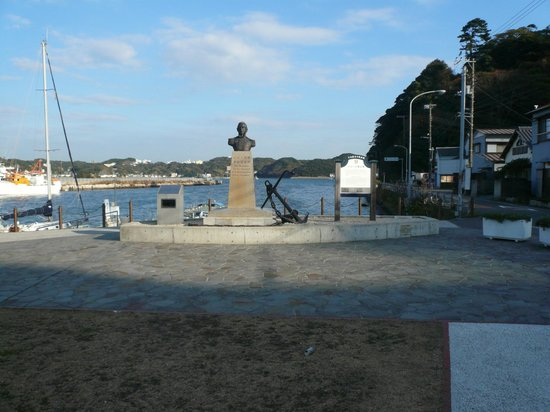 Monument to Perry's Landing: 全景