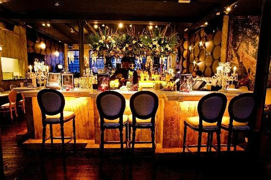 Beach Blanket Babylon - Shoreditch: The Main Bar