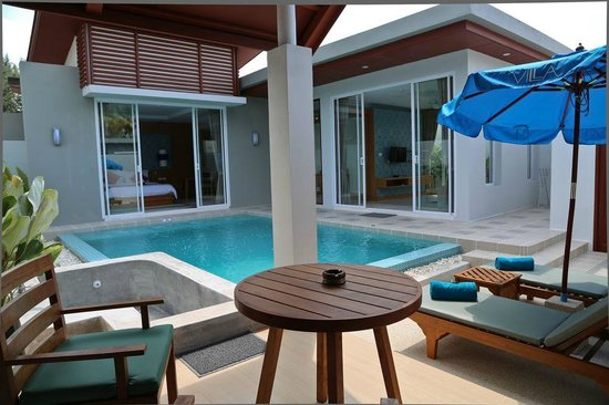 The Pool Picture Of Apsara Beachfront Resort And Villa