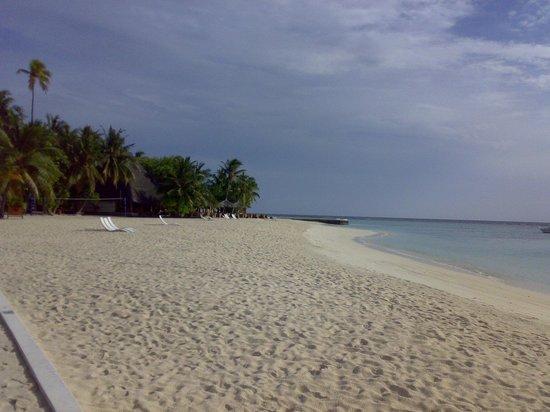 VOI Alimatha Resort: la spiaggia principale