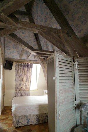 Le Parvis : 大聖堂横のかわいいホテル