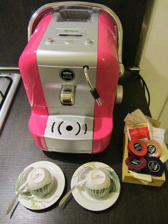 Ancora Appartamenti: Coffee machine