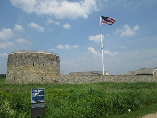 Fort Snelling State Park: Fort Snelling