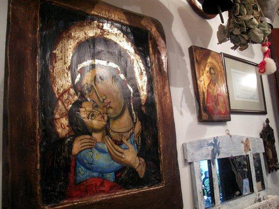 Manastirska Magernitza: artwork everywhere