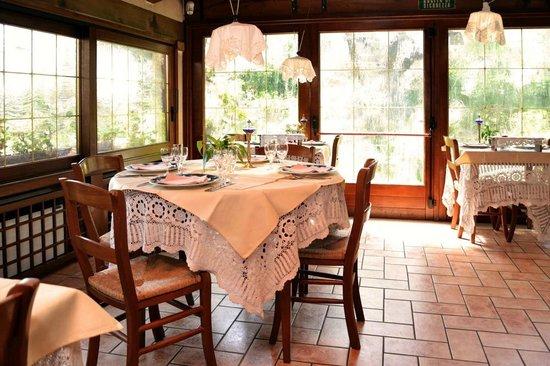 Il Tinello: il ristorante