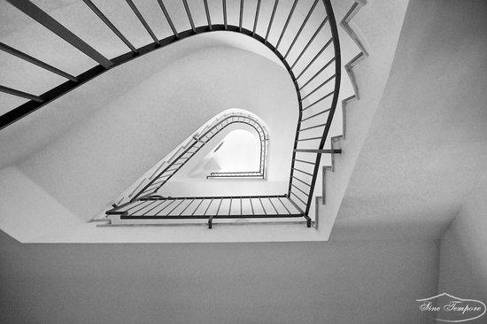 Sine Tempore Holiday Apartments : Scala interna