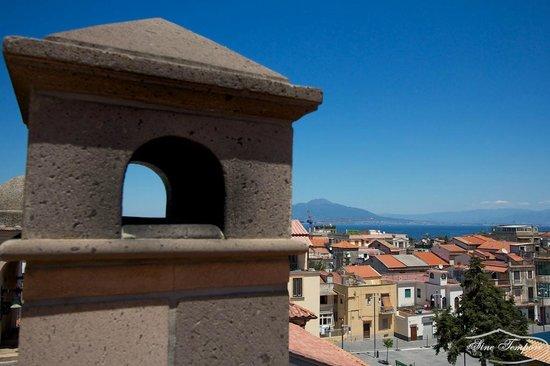 Sine Tempore Holiday Apartments : Terrazzo-solarium condiviso