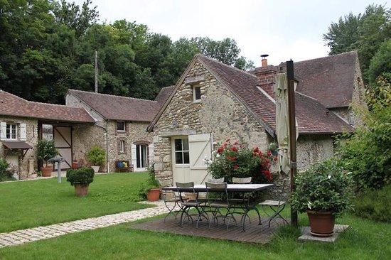 Le Moulin de Lonceux: .