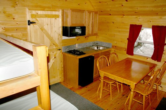 cabins ny park new campground cabin watkins camping york glen lodging in koa rv