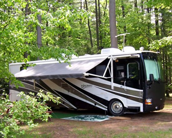 Old Forge Camping Resort: RV Sites
