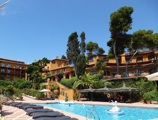 Rigat Park & Spa Hotel : Hotelanlage