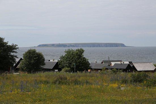Djupvik Hotel : View