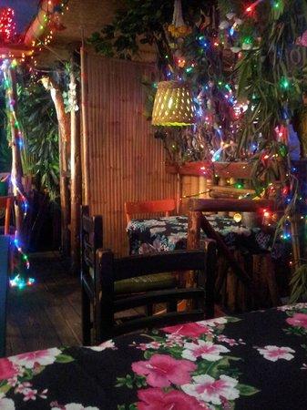 Koh Phangan: Interior