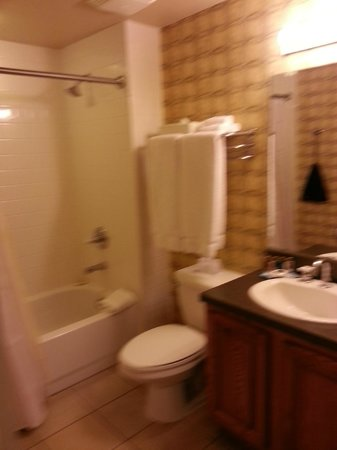 Bent Creek Golf Village: Bathroom